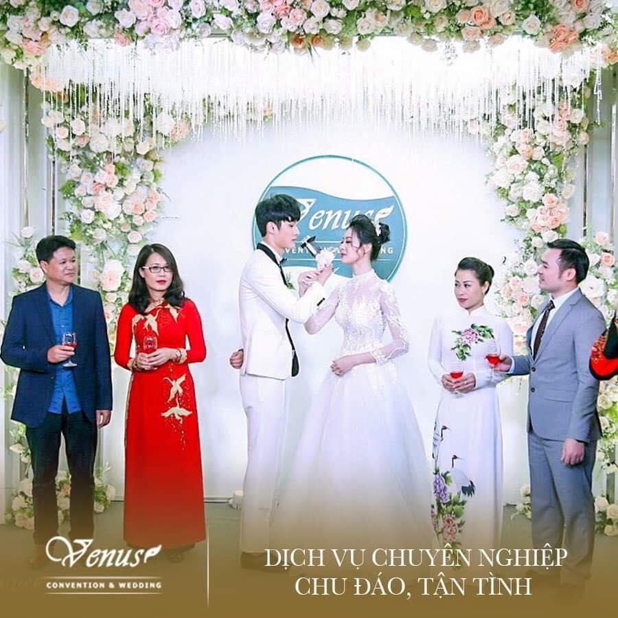 Xu hướng tiệc cưới 2019