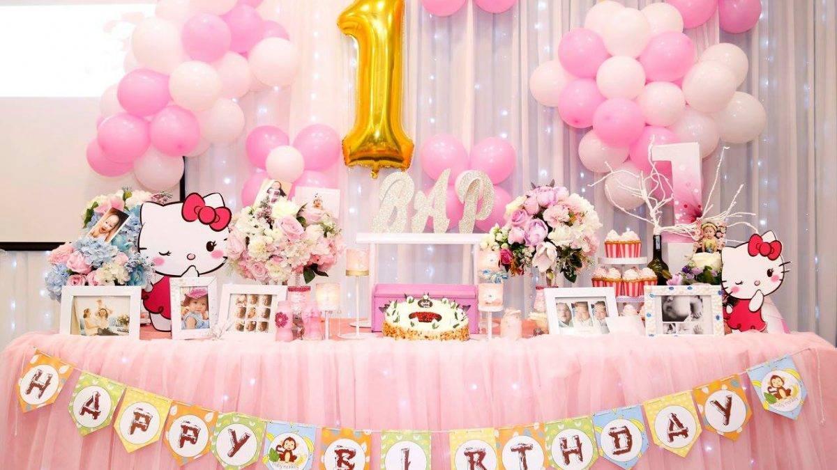 Bí quyết để tổ chức một buổi tiệc thôi nôi hoàn hảo cho bé