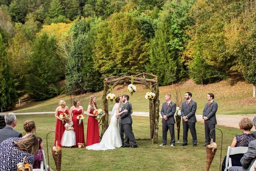 Xu hướng tổ chức tiệc cưới 2019