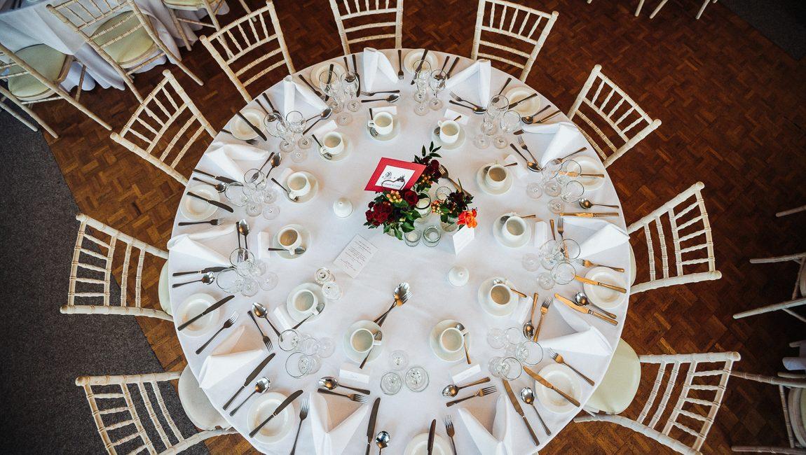 Những cách sắp xếp sơ đồ không gian tiệc cưới hoàn hảo