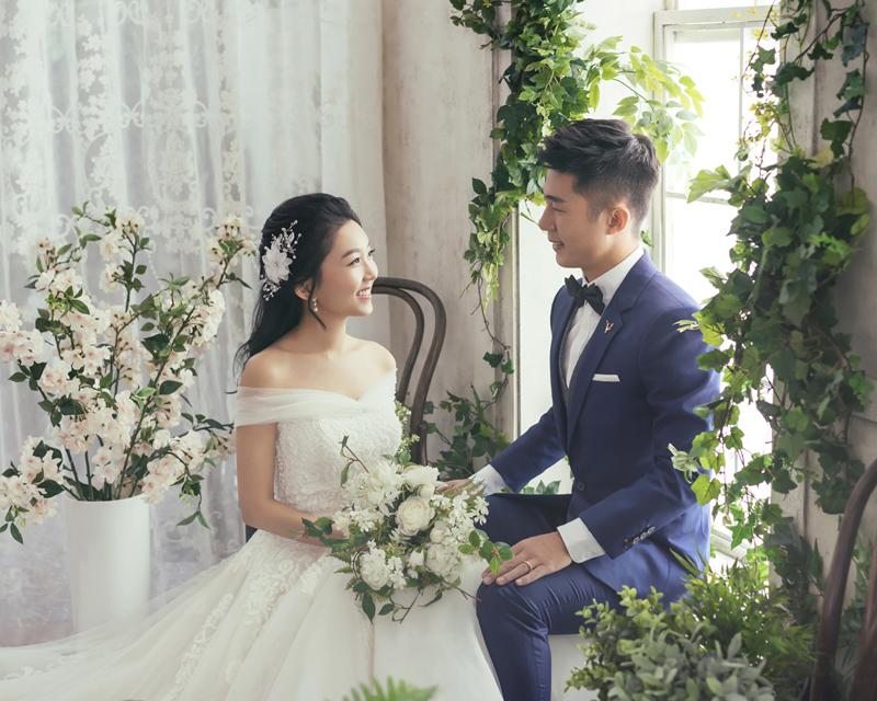 """Điểm danh 5 phong cách chụp ảnh cưới đang """"gây bão"""""""