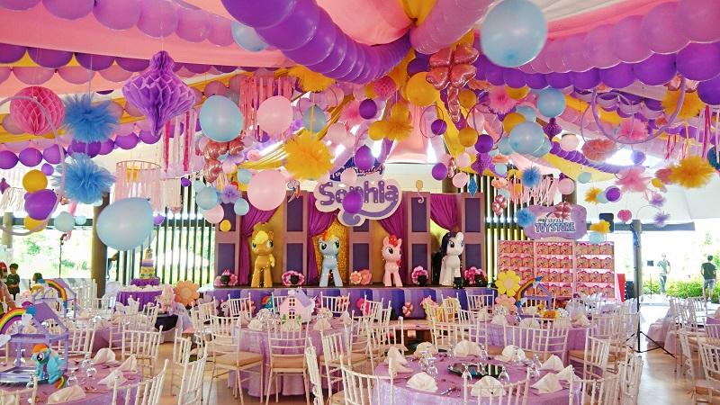 Cách lựa chọn địa điểm tổ chức sinh nhật