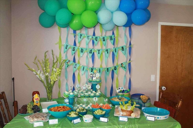Những bước cần chuẩn bị khi tổ chức tiệc sinh nhật tại nhà cho bé