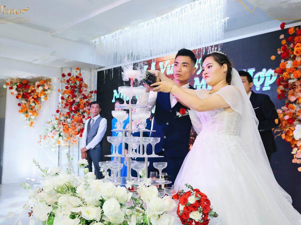 Nguồn gốc của nghi thức rót rượu trong ngày cưới